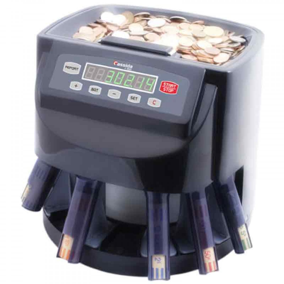 cassida coin counter