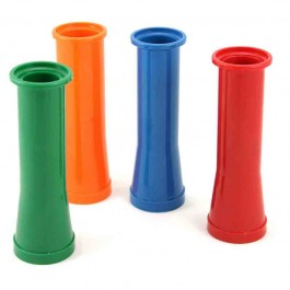 1 Dollar Coin Wrapping Tube for Cassida C500 and C850 Coin Counters A-C5-100C