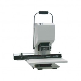 Lassco Wizer EBM-S Single Spindle Bench Model Paper Drill