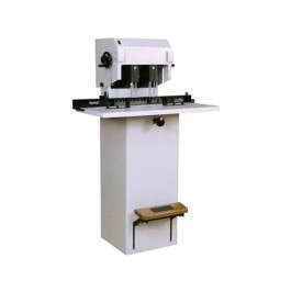 Lassco Wizer FMM-2 Manual Lift Two Spindle Paper Drill
