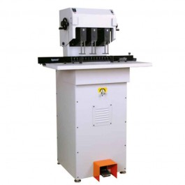 Lassco Wizer FMMH 3.1 Auto Hydraulic 3-Spindle Paper Drill