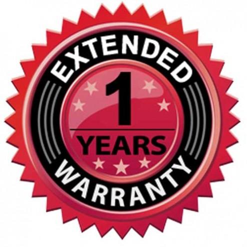 Widmer EXT-WAR-D Extended 1 year Service Warranty Agreement