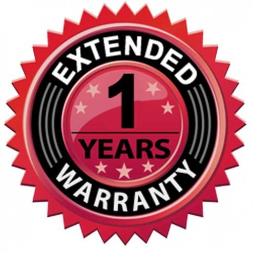 Widmer EXT-WAR-E Extended 1 year Service Warranty Agreement