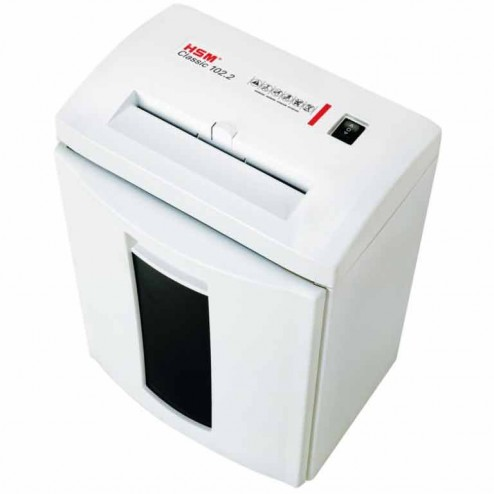 HSM Classic 102.2 Small Office Shredder