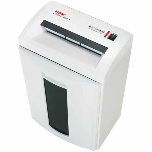 HSM Classic 104.3 Small Office Shredder