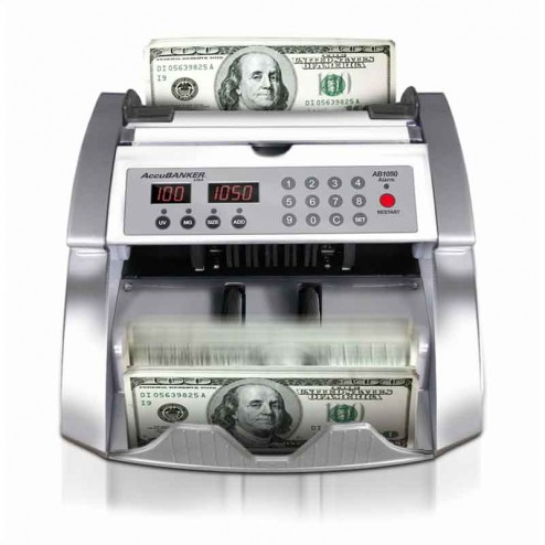 AccuBanker AB1050 Currency Counter
