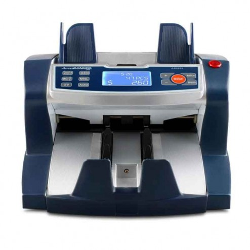 AccuBanker AB5500 Currency Counter