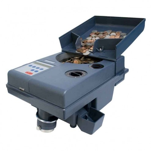 AccuBanker AB610 Medium Duty Coin Counter