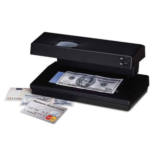AccuBanker D64 Counterfeit Money Detector UV/WM/MG/MP