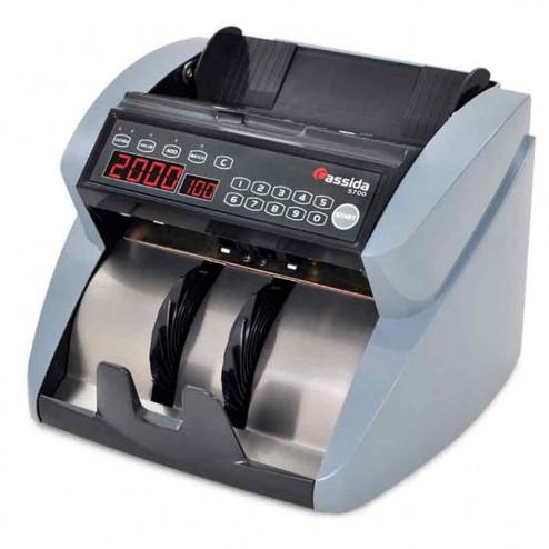 Cassida 5700 UV MG Money Counter B-5700UM
