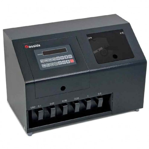 Cassida C900 Commercial Coin Counter and Sorter