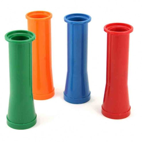 Quarter Coin Wrapping Tube for Cassida C500 and C850 Coin Counters A-C5-25C