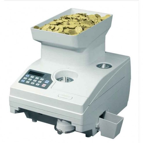 Ribao HCS-3300 Heavy Duty Coin Counter