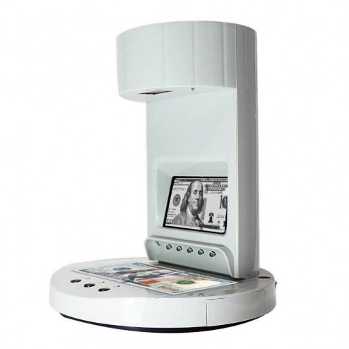 AccuBanker D200 Tower Counterfeit Detection System