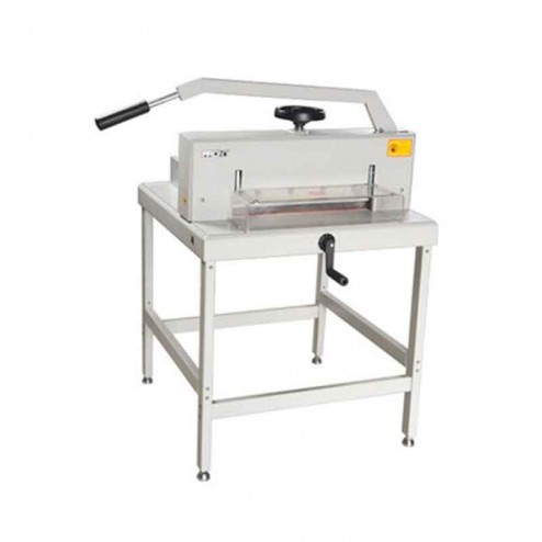 "DocuGem 40CUT-1003 R1800 18.5"" Ream Cutter With Floor Stand"