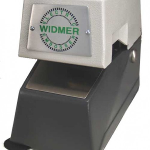 Widmer E-3 Electric seal embosser
