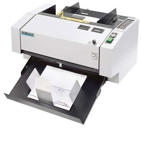 Formax FD 150 Document Signer - Cut Sheet