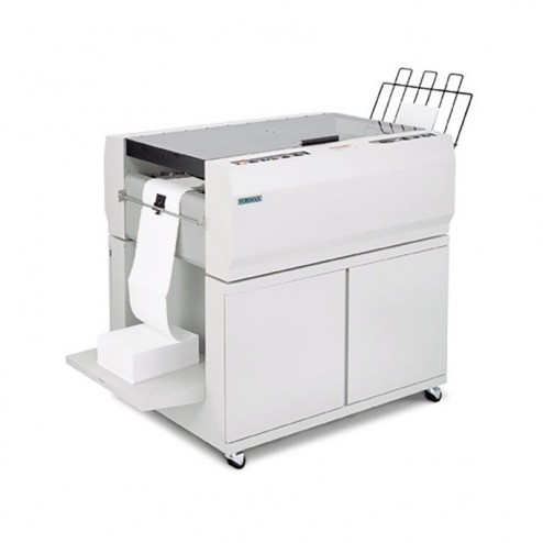 Formax FD 676 High Volume Industrial Burster with Poly Roller
