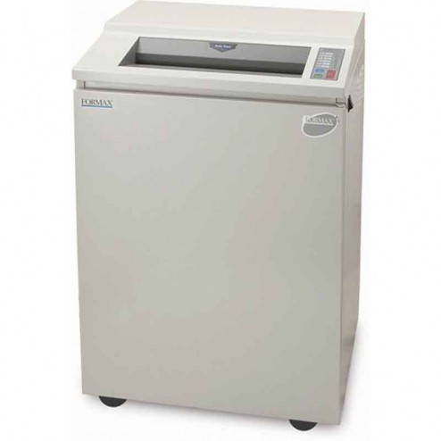 Formax FD 8400HS-1 Office Cross Cut High Security Shredder w/ Oiling System