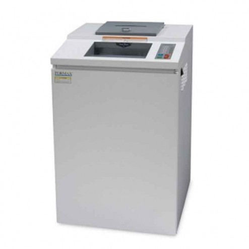 Formax FD 8704CC OnSIte Office Multimedia Cross Cut Shredder