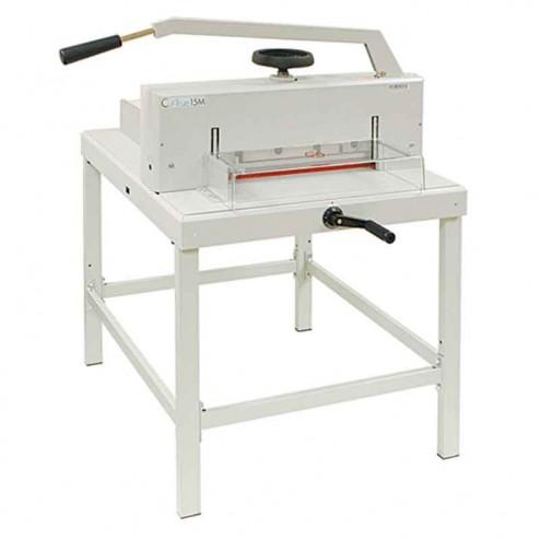"""Formax Cut-True 16M Manual 18.7"""" Stack Paper Cutter"""