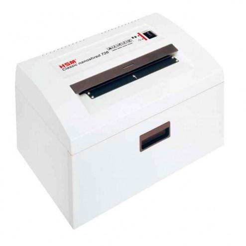 HSM NanoShred 726 Code Tape Shredder