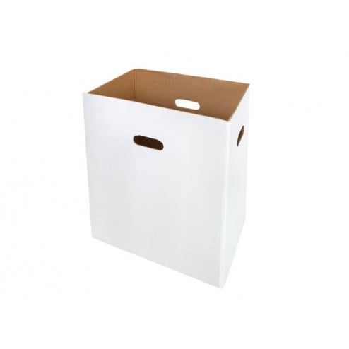 HSM Corrugate Box Insert for Baler (20/bundle) 23.75 x 15.75 x 19.35