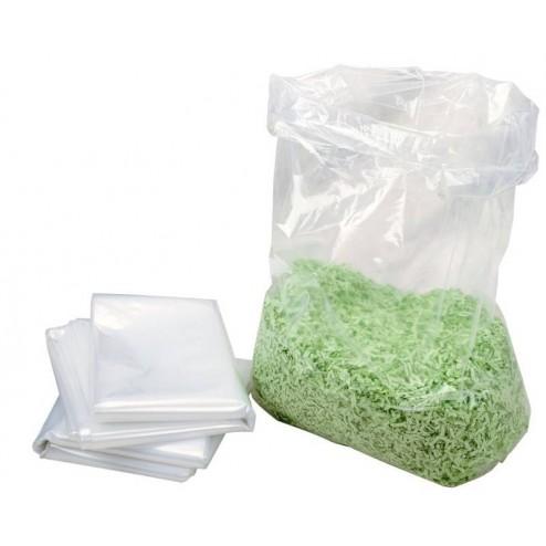 HSM 23 x 18 x 60 (roll--50 ctn) FA400 (double bin set up)  Shredder Bags