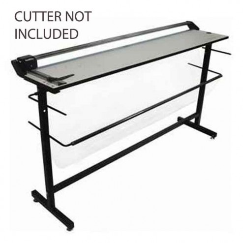 "Foster 62814 Keencut 49"" Stand & Waste Catcher"
