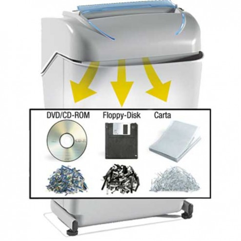 Kobra 240-Turbo Medium Volume office Shredder