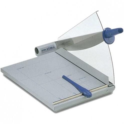 "Kobra 460-A 18"" Automatic Press Office Guillotine Cutter"