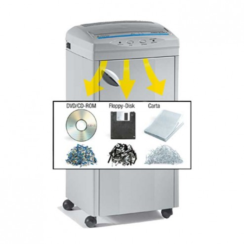 Kobra 300 Series Multimedia Professional Shredder