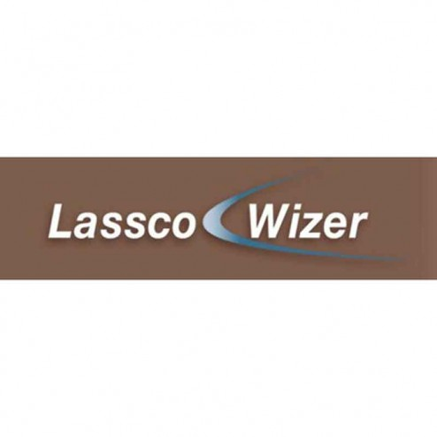Lassco Wizer W100-F Numbering Ink Pads - 12pk