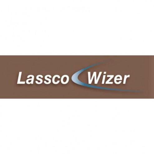 """Lassco Wizer HL3G06 6-5/8"""" x 1-1/4"""" x 5/16' Paper Drill Block - 36pk"""