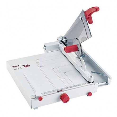 """MBM 1038 Triumph Ideal 15"""" Lever Style Tabletop Guillotine Trimmer"""