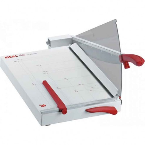 "MBM 1046 Triumph Ideal 18""  Lever Style Tabletop Guillotine Trimmer"