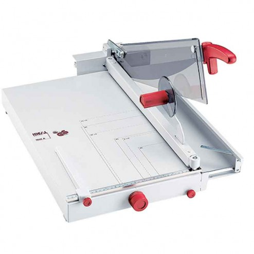 "MBM 1058 Triumph Ideal 22 1/2"" Lever Style Tabletop Guillotine Trimmer"