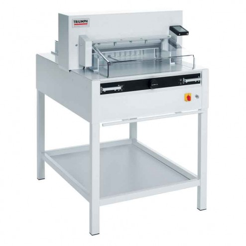 "MBM 5255 Triumph Fully Automatic 20 3/8"" Programmable Stack Cutter"