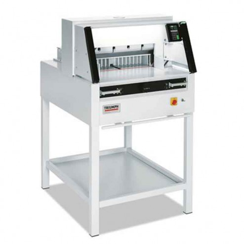 """MBM 5260 Triumph Fully Automatic  20 3/8"""" Programmable Stack Cutter"""