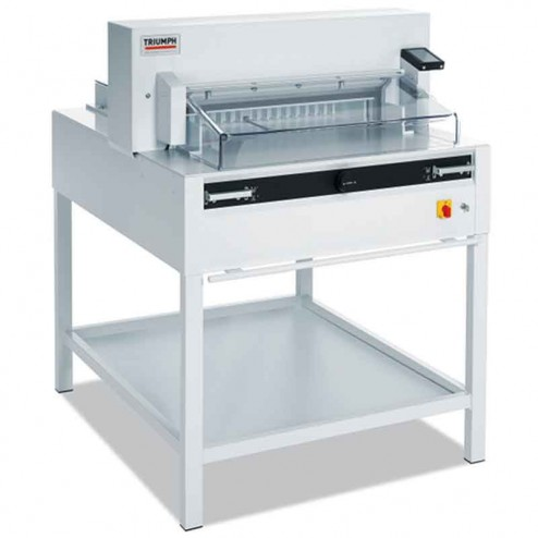 """MBM 6655 Triumph Fully Automatic 25 1/2"""" Programmable Stack Cutter"""