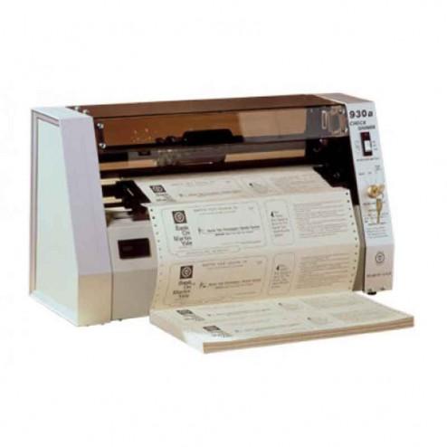 Martin Yale 930A Check Signing Machine