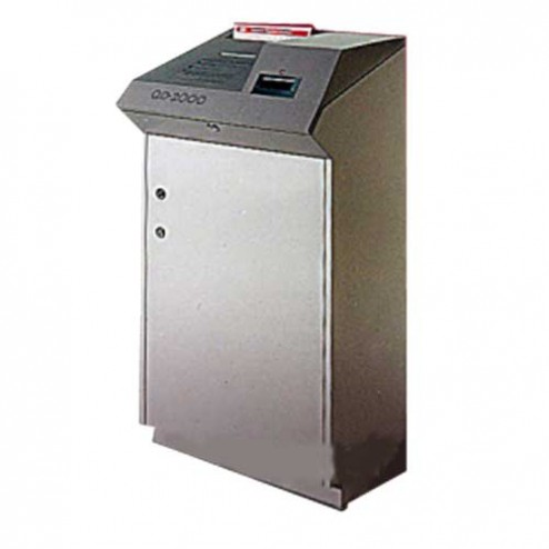 Widmer QD-C-2000 Quick Depository validator and chute only