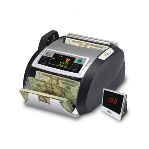 Royal Sovereign Currency Counter with External Display System RBC-100