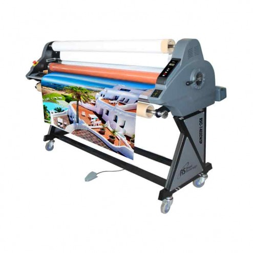 Royal Sovereign Pressure Sensitive Wide Format Roll Laminator
