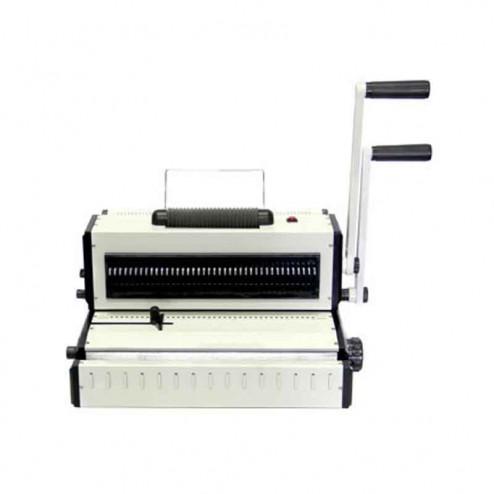 Tamerica Opticombo-341 Coil Punch Binding Machine