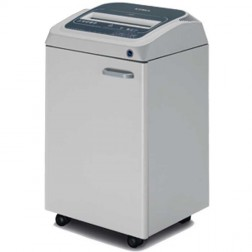 "Kobra 270 TS S5 Mid-Vol Touch Scrn 1/4"" StripCut shredder"