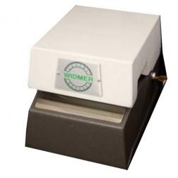 Widmer 776-E Embosser w/date time printer