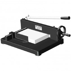 "QCM-8200M  Heavy Duty 12"" Desktop Stack Paper Cutter"