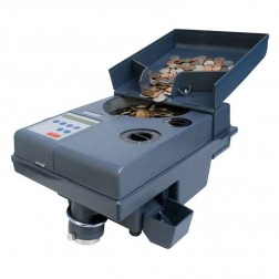 AccuBanker AB610 Medium Duty Coin Counter
