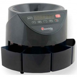 Cassida C100 Coin Counter and Sorter